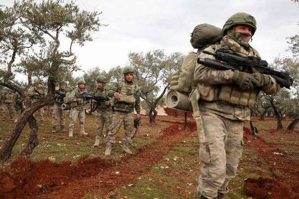 Thổ Nhĩ Kỳ phát động cuộc tấn công ác liệt ở Đông Bắc Syria