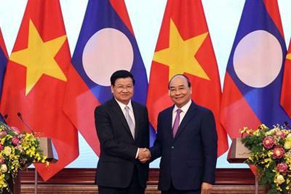 Kỳ họp lần thứ 43 Ủy ban liên Chính phủ về hợp tác song phương Việt Nam - Lào