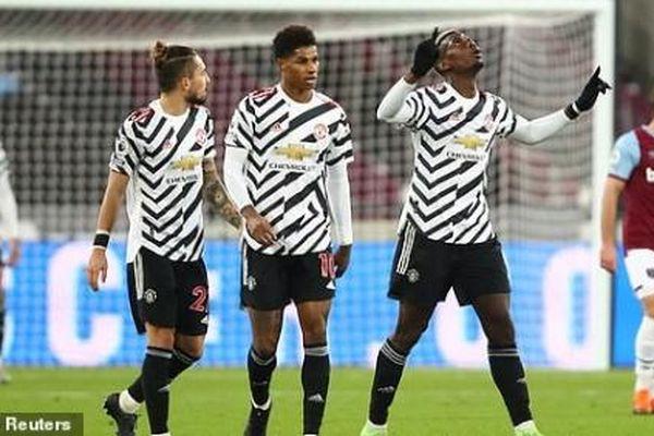 VAR mắc sai lầm nghiêm trọng trong trận West Ham vs Man United?