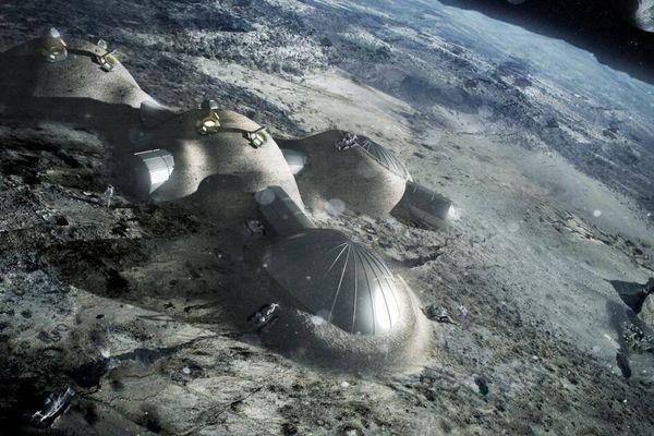 Báo The Times: Trung Quốc có thể xây dựng căn cứ trên Mặt trăng