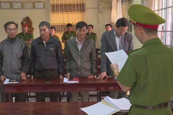 Đắk Lắk: Bắt 4 cán bộ Công ty lâm nghiệp vì để xảy ra phá rừng nghiêm trọng