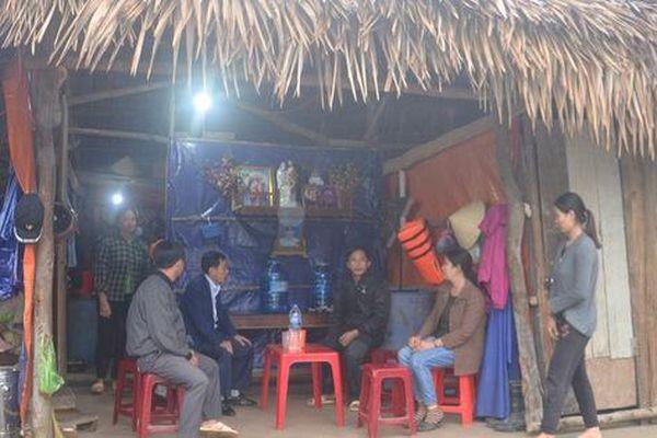 Sạt lở đất đe dọa cuộc sống người dân Quảng Bình