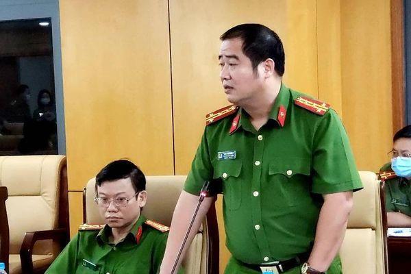 Bộ Công an kêu gọi bà Hồ Thị Kim Thoa ra đầu thú