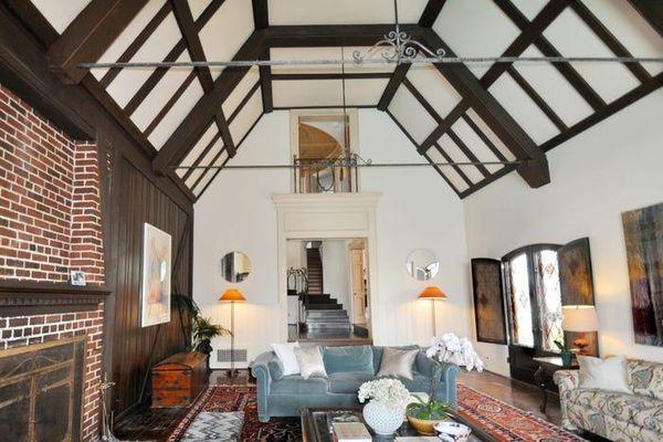 Biệt thự kiểu Pháp giá 3,6 triệu USD gia đình Walt Disney từng ở