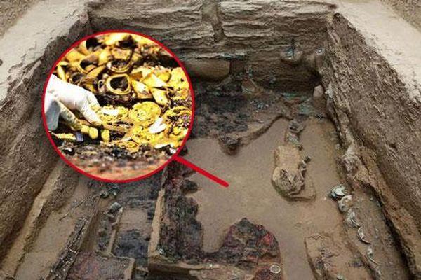 Ngôi mộ 2600 tuổi chứa đầy vàng bạc châu báu, chuyên gia tiết lộ thân phận 'không ai ngờ' của chủ mộ