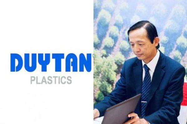 Bí quyết đưa Duy Tân trở thành thương hiệu dẫn đầu của 'vua nhựa' Trần Duy Hy