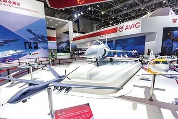 Trung Quốc vượt lên trên thị trường vũ khí toàn cầu