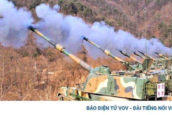 Tại sao Hàn Quốc lại phát triển pháo binh robot?