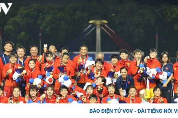 Ngày này năm xưa: ĐT nữ Việt Nam làm nên kỳ tích ở SEA Games