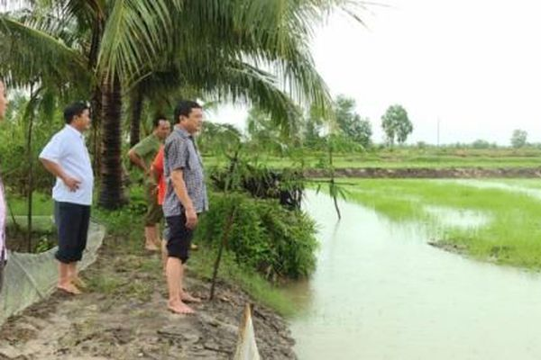 Hồng Dân trở thành Trung tâm sản xuất lúa, xuất khẩu gạo của tỉnh Bạc Liêu