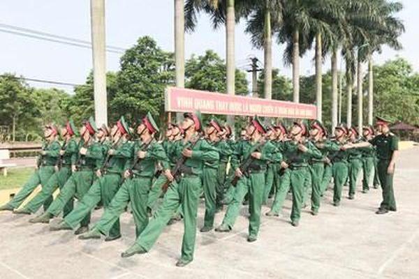 Tự hào truyền thống đơn vị anh hùng, không ngừng nâng cao sức mạnh chiến đấu trong giai đoạn mới