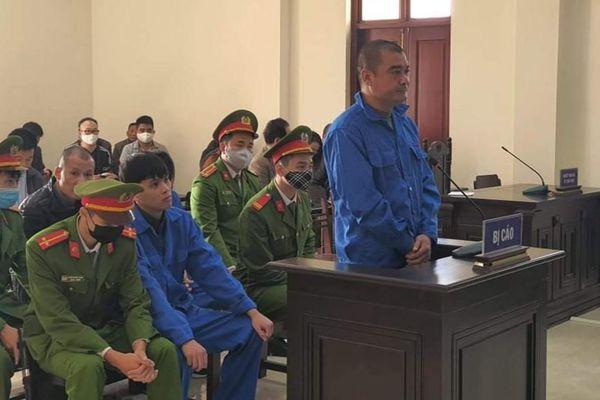 Trần Đại Thủy cùng đồng bọn 'bảo kê' dịch vụ hỏa táng nhận mức án 11 năm 3 tháng tù