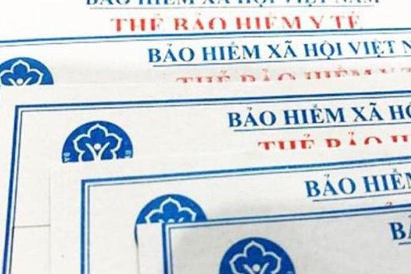 Thẻ BHYT mất, hỏng được cấp lại ngay trong ngày nếu đủ hồ sơ