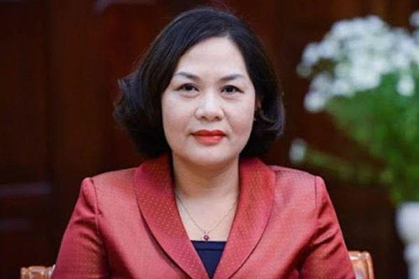 Bà Nguyễn Thị Hồng được bổ nhiệm làm Chủ tịch HĐQT Ngân hàng Chính sách xã hội