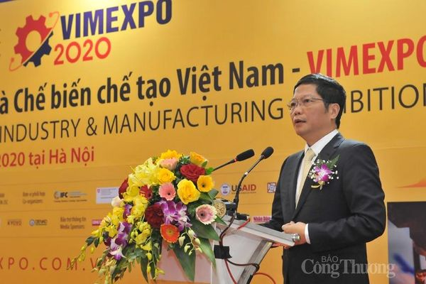 VIMEXPO 2020: Tạo cầu nối phát triển ngành công nghiệp hỗ trợ