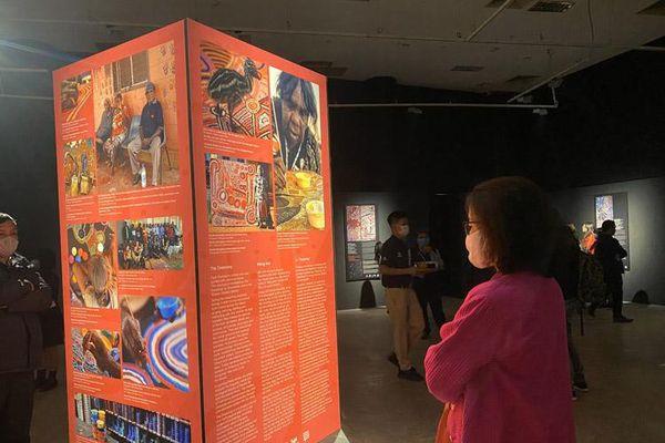 'Những cánh cửa Yuendumu': Khám phá văn hóa Úc tại Việt Nam