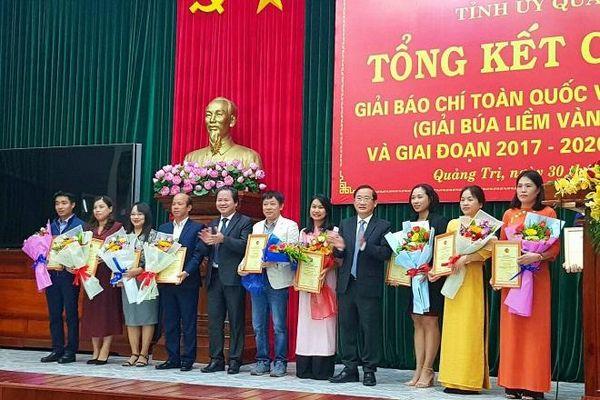 Quảng Trị: Đẩy mạnh công tác tuyên truyền về xây dựng Đảng thông qua hưởng ứng Giải Búa liềm vàng
