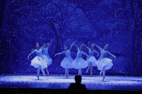 Vở vũ kịch 'Kẹp hạt dẻ' trở lại với khán giả vào mùa Giáng sinh