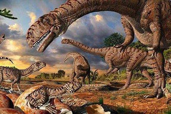 Phát hiện tổ khủng long xưa chưa từng thấy