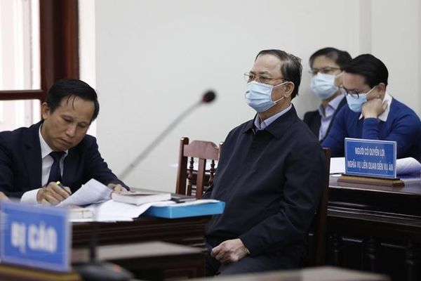 Cựu Thứ trưởng Bộ Quốc phòng Nguyễn Văn Hiến được giảm nhẹ hình phạt