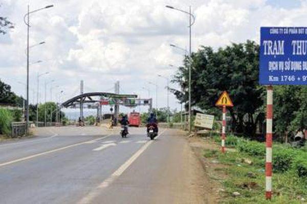 Xem xét mua lại dự án BOT giao thông bị vỡ phương án tài chính