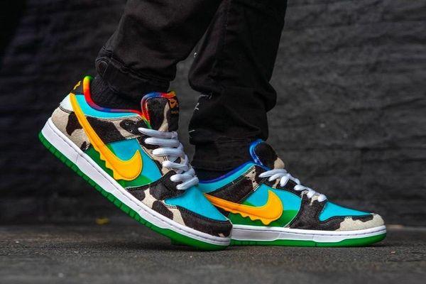Giày Nike hộp kem và các thiết kế bị đẩy giá cao gấp nhiều lần