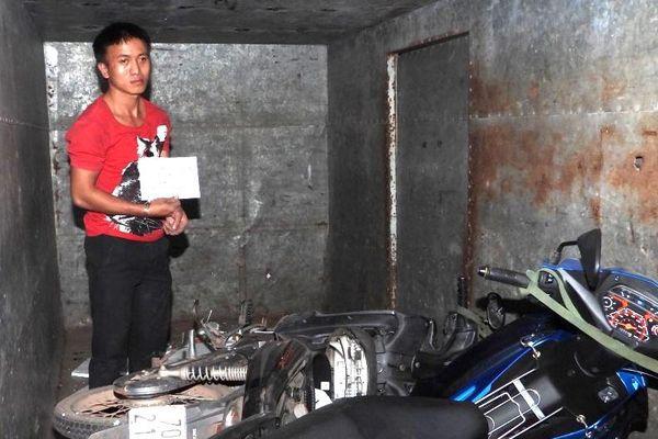 Bắt băng nhóm dùng xe tải đi trộm liên tỉnh