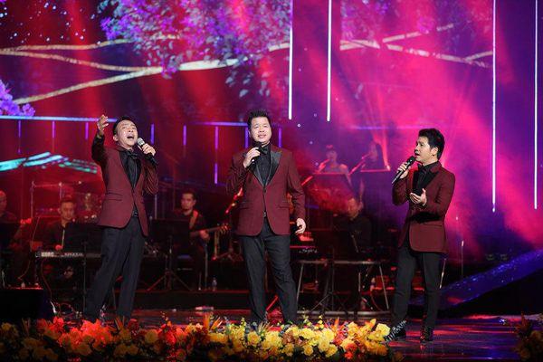 Thanh Lam thăng hoa cùng Đăng Dương, Trọng Tấn, Việt Hoàn