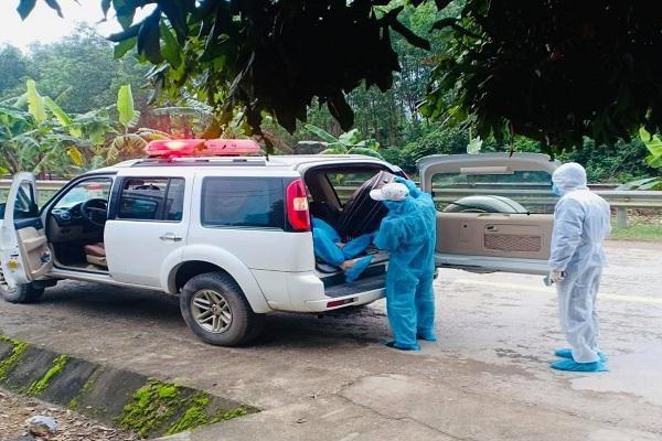 Bệnh nhân tái dương tính Covid-19 ở Quảng Bình đã có kết quả âm tính
