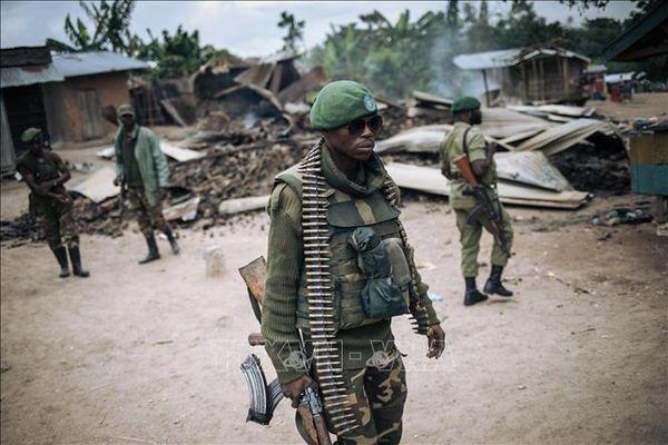 Các tay súng sát hại 6 người, bắt cóc 24 người tại CHDC Congo