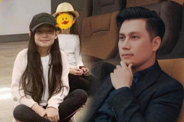 Hơn 10 năm không được gặp, Việt Anh ngậm ngùi chúc mừng sinh nhật 14 tuổi của con gái