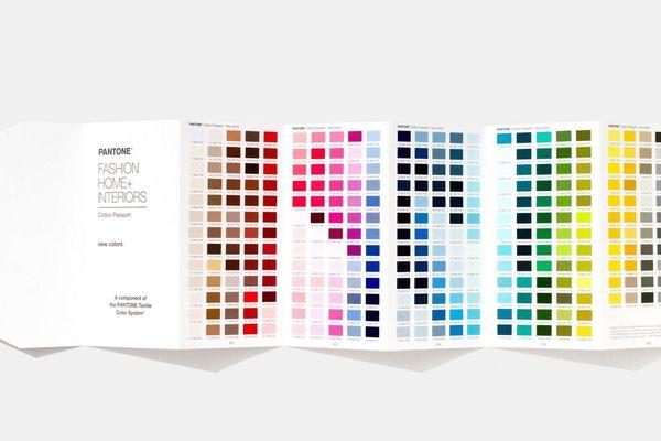 Pantone thêm hơn 300 màu sắc mới theo xu hướng