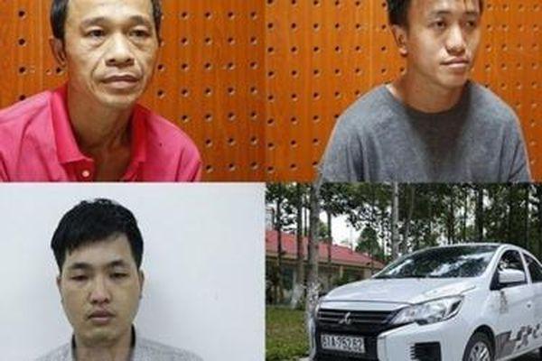 Bình Phước: Bắt nhóm đối tượng đi ôtô trộm cắp tài sản liên tỉnh