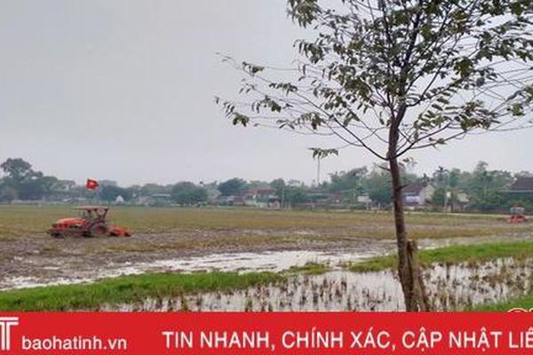 Can Lộc tập trung ruộng đất, phá bờ vùng bờ thửa gần 800 ha