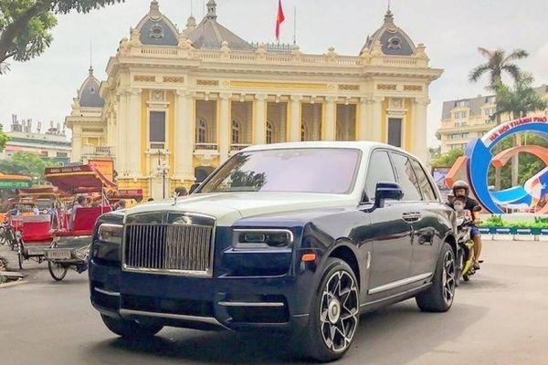 Lộ diện nhà phân phối mới của Rolls-Royce tại Việt Nam