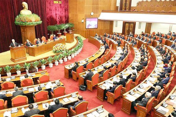 Hội nghị lần thứ 14 Ban chấp hành Trung ương Đảng khóa XII: Tiếp thu ý kiến, hoàn chỉnh các dự thảo văn kiện trình Đại hội XIII của Đảng