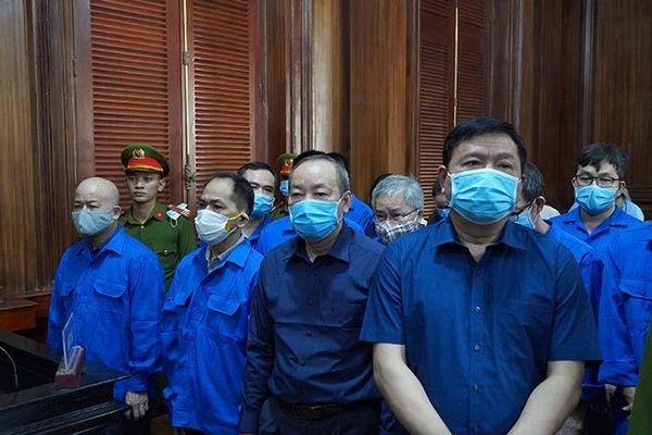 Xét xử ông Đinh La Thăng và 19 đồng phạm: Đinh Ngọc Hệ phủ nhận tên gọi Út trọc