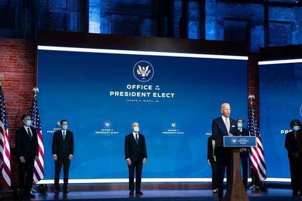 Áp lực bủa vây dàn nội các của ông Biden