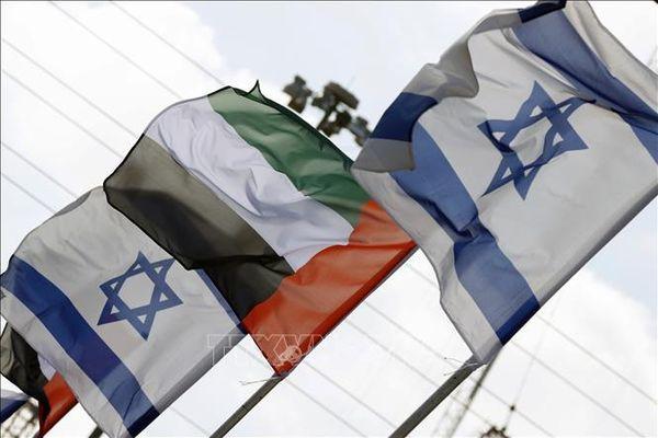 Israel, UAE thảo luận hợp tác trong lĩnh vực năng lượng