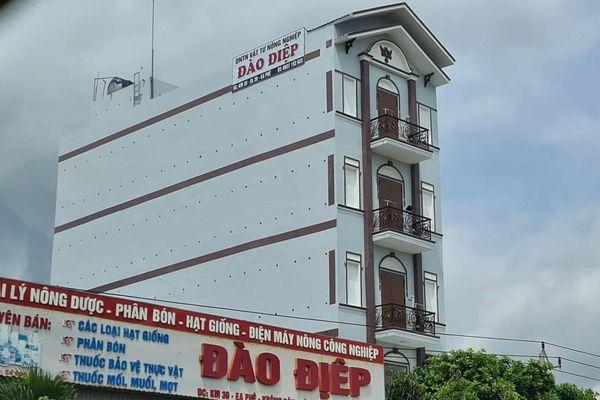 Đắk Lắk: Nhà nhiều tầng nuôi yến trong khu dân cư