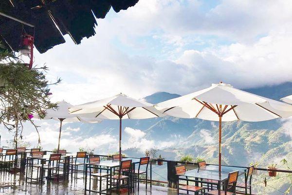 Điểm danh 10 quán cafe Sapa có view 'săn mây' tuyệt đẹp