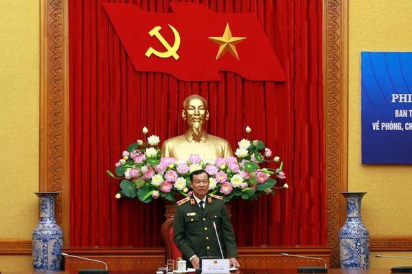 Góp phần nâng tầm vị thế của Việt Nam và Bộ Công an