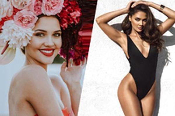 Thân hình 'bốc lửa' của Hoa hậu Hoàn vũ Nam Phi