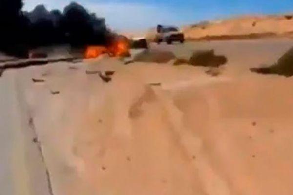 12 chiếc F-16 của Thổ Nhĩ Kỳ bắt đầu săn lùng 4 chiếc MiG-29 Nga ở Libya