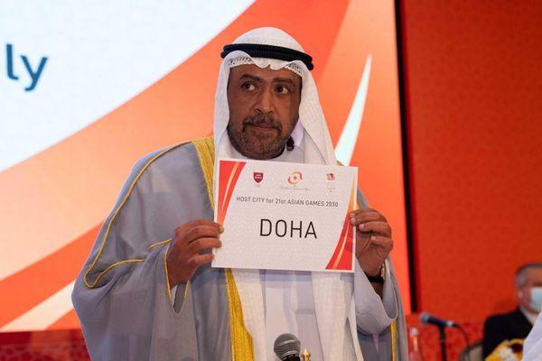 Qatar trở thành chủ nhà Asian Games 2030