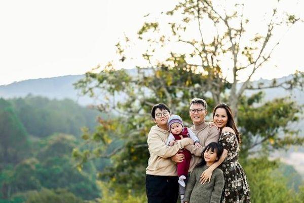 Ca sĩ Hoàng Bách: Gia đình hạnh phúc là nền tảng của nhân ái!
