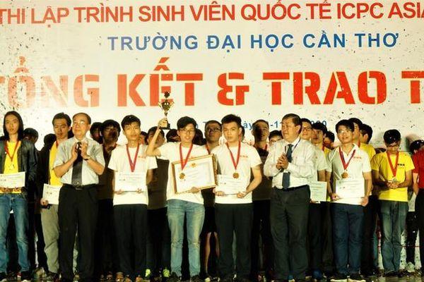 Tổng kết - Trao giải Kỳ thi OLP'20 - PROCON - ICPC Asia Can Tho