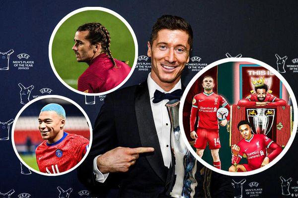 Bản tin bóng đá 17/12: Chờ Lewy đánh bại CR7 và M10, Mbbape và Griezman thay tóc liệu có đổi vận ?