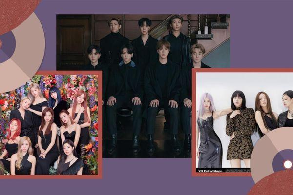 Kpop 'có biến' trên BXH World Album: Twice hớt tay trên BlackPink, BTS 'on top' không đối thủ