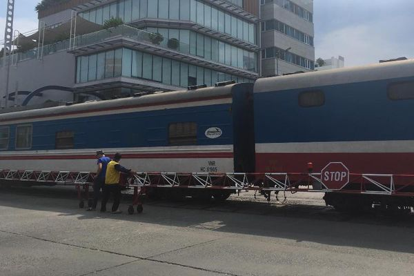 Từ hôm nay, hành khách đi tàu hỏa cần lưu ý điều này